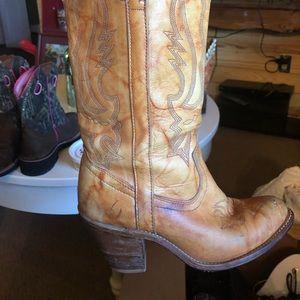 Miss Capezio Western Boot size 8